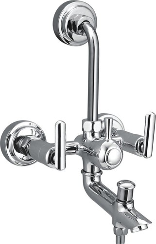 Wall Mixer 3 In 1 For Overhead Shower
