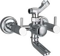 Wall Mixer With Crutch Only Telephonic Shower
