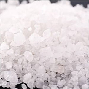 White Crystalline Salt