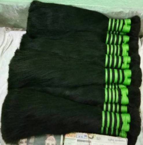 Double Drawn Human Hair Extension