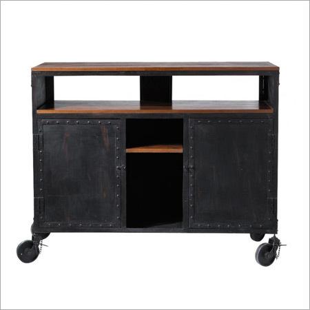 Storage Iron Cabinet