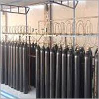 Nitrogen Gas Manifold