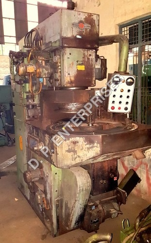 Vertical duplex grinding machine