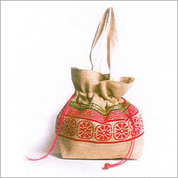 Ethnic Drawstring Pouches
