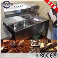 Small chocolate machine/chocolate factory machine