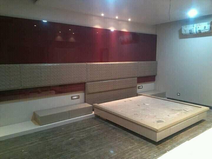 Bedrooms Interior Decoration Service