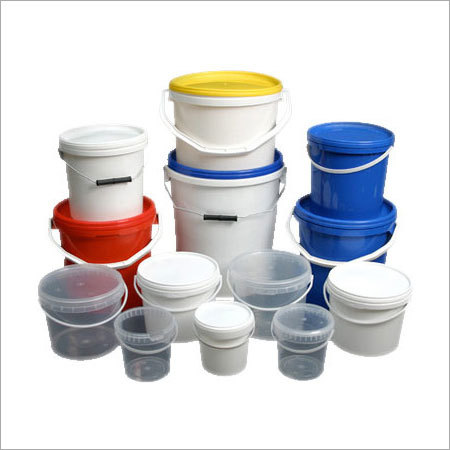 Inks Buckets and Containers