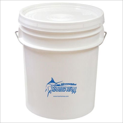 Adhesive Buckets and Containers