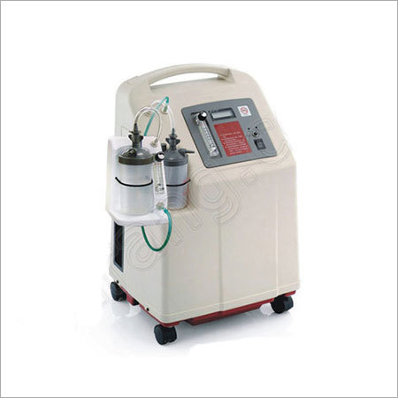 Double Flow Oxygen Concentrator