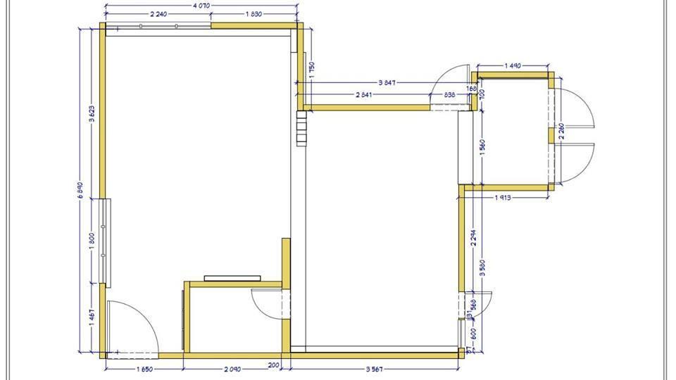 Decorative Kitchen Interior Design Service