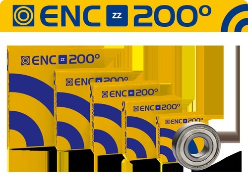 ENC 200 ZZ High Temperature Bearings