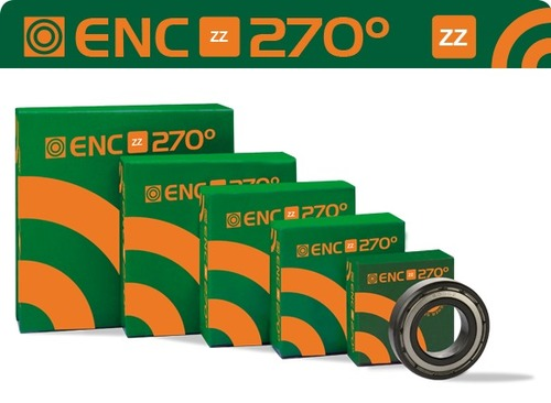 ENC 270 ZZ High Temperature Bearings