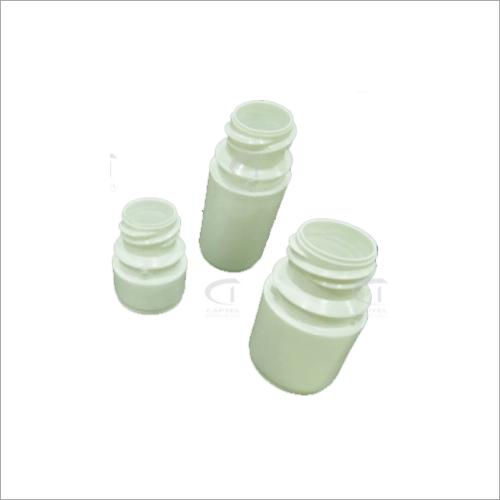 Round Pill Jar