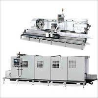 Multiple Guideways Heavy Duty CNC Lathe