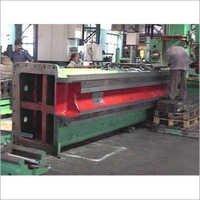 Skoda Floorborer Refurbishment