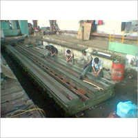 22mtrs Length Lathe Bed Scrapping