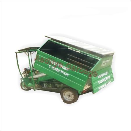 Aditya Garbage E-Rickshaw