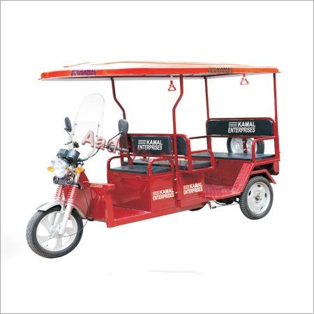 Passenger E-Ricshaw
