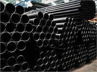 MS Black Steel Tubes