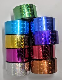 Holographic Sequins Fancy Hula Hoop Tapes