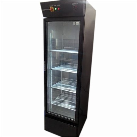 Lab Refrigerator Glass Door