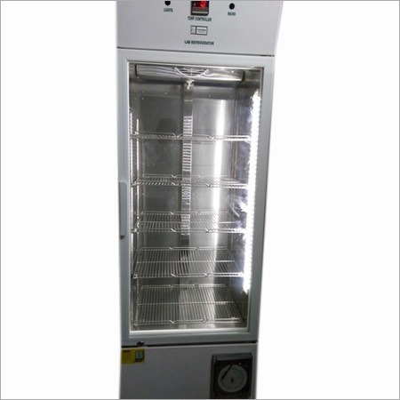 Lab Refrigerator with inner Stainless Steel