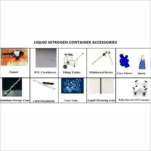 Liquid Nitrogen Accessories