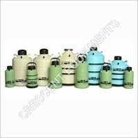 Liquid Nitrogen Containers INOX
