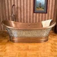 Brass & Copper Bath Tubs