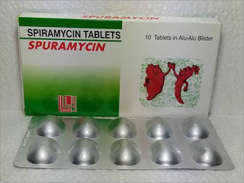 Spuramycin Tab