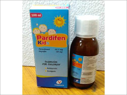 Pardifen Kids Susp