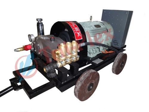 Industrial Triplex Plunger High Pressure Pumps