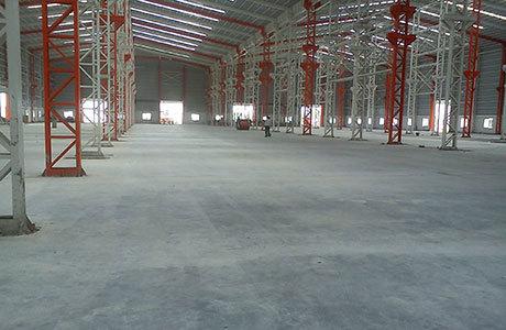 Industrial Flooring Works