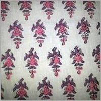 Block Printed Designer Fabric