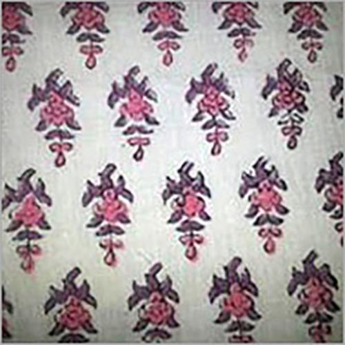 Block Printed Designer Fabric
