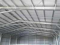 Sheds Fabrication Services
