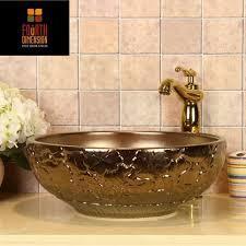 Brass & Copper Wash Basins