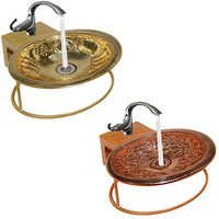Brass & Copper Wash Basins