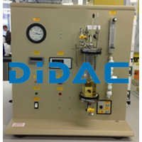 Fluidisation and Fluid Bed Heat Transfer Unit