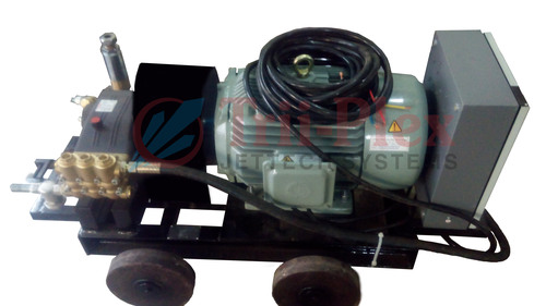 Triplex Reciprocating Water Jet Pumps