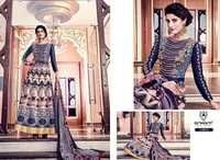 Shop digital print anarkali suit