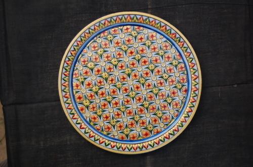 Designer Marble Plate