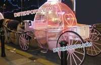 Horse Carriage Manufacturer Pumpkin Style