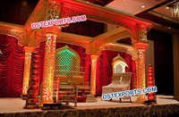 Jhrokha Wedding Mandap