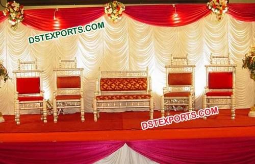 Indian Wedding Sankheda Furniture