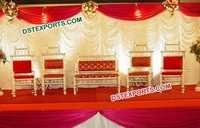 Indian Wedding Sankheda Furniture
