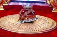 Indian Wedding Pot For Table Decoration