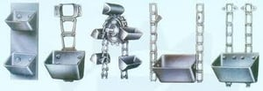Elevator Bucket Chain