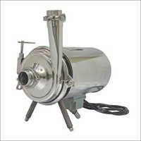 Sanitary Pump (Dairy & Food Industries)