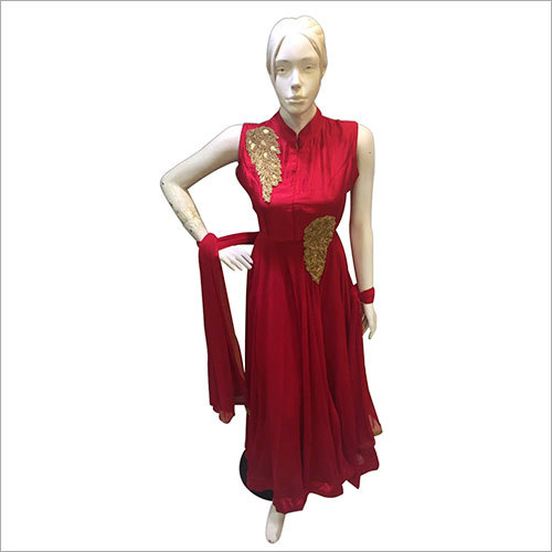 Designer Long Salwar Suits